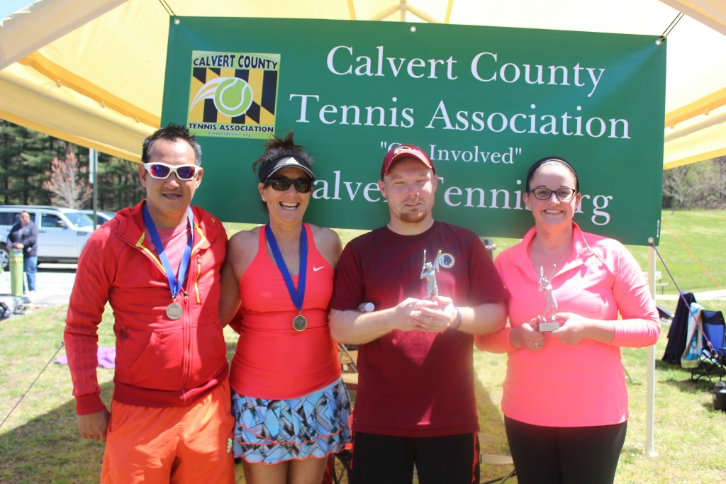 Mixed Open Doubles